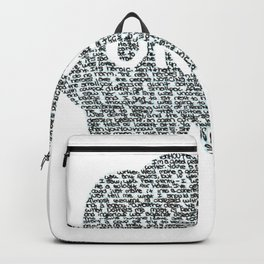 Dear Van Houten (abridged) Backpack