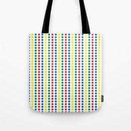 Twister Game Mat Tote Bag