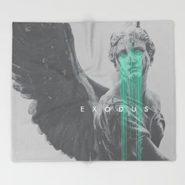 Exodus Throw Blanket