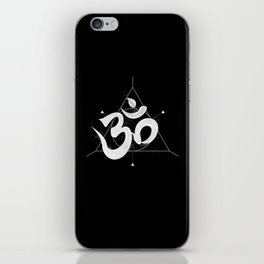 Om   The Sound of Universe iPhone Skin