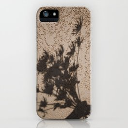 Dried Flowers 2 iPhone Case