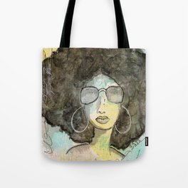 Dope Girl Tote Bag