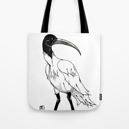 Thoth the Ibis Tote Bag