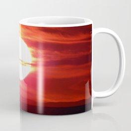Fireball Above the Saint-Lawrence Coffee Mug