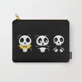 Little Pandas in the Dark Carry-All Pouch