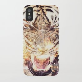Feline Fire iPhone Case