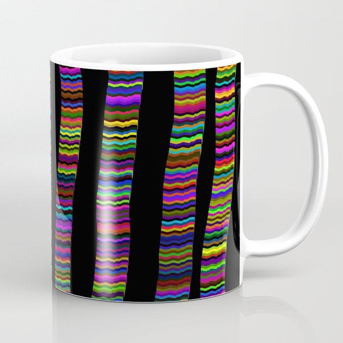 stripe pattern Coffee Mug