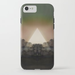 Abstract Environment 02: The Rorschach Test iPhone Case