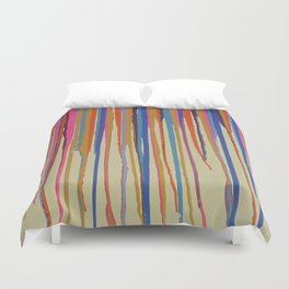 The Drip Duvet Cover