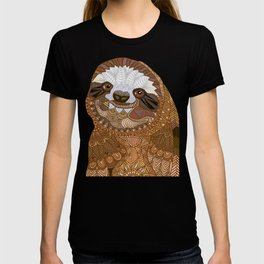 Smiling Sloth T-shirt