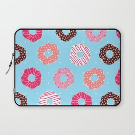 Sequence 49 - Donuts Laptop Sleeve