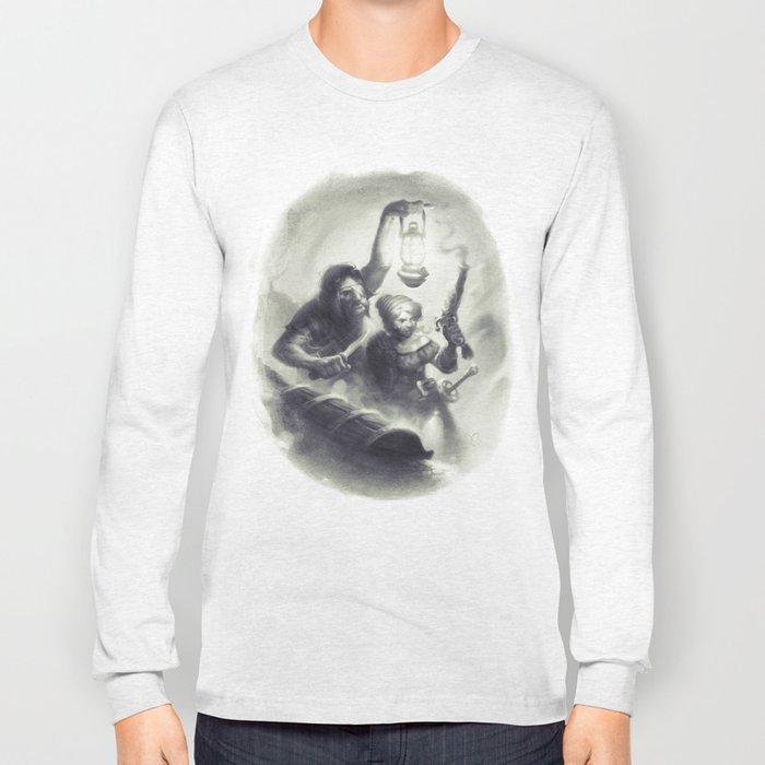 The Intruders Long Sleeve T-shirt