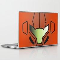 metroid Laptop & iPad Skins featuring Metroid Samus by JAGraphic