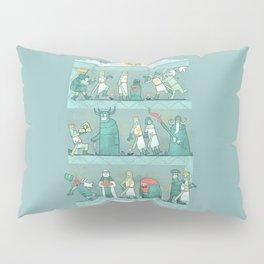 Tapestry of Aaarrrggghhh Pillow Sham