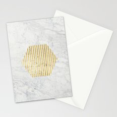 esa gOld Stationery Cards