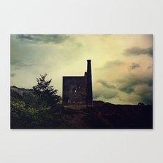Old Mine Canvas Print