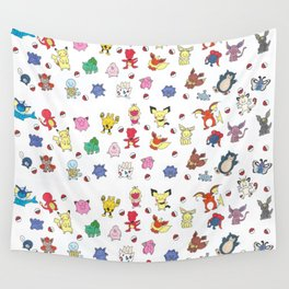 Dittomon Wall Tapestry