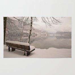 Lake Bohinj Rug