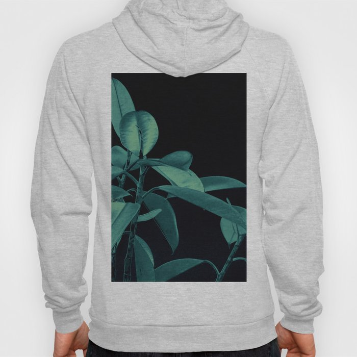 Rubber plant Hoody