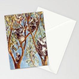 KOALA BEARS. AUSTRALIA          by Kay Lipton Stationery Cards