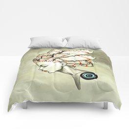 Moth 2 Comforters