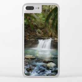 The Jungle 2 Clear iPhone Case