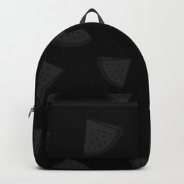 Discolored Watermelon Pieces Backpack