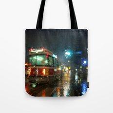Streetcar Interruptus Tote Bag