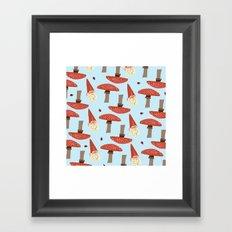 redhill Framed Art Print