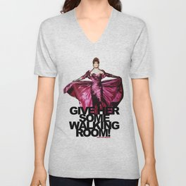 TO WONG FOO, THANKS FOR THIS T-SHIRT, JULIE NEWMAR! Unisex V-Neck