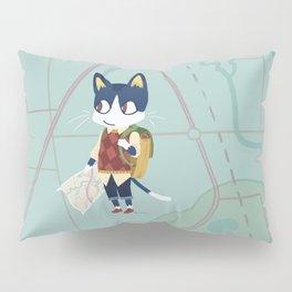 Rover Roves Pillow Sham