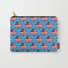 American Shamrock Carry-All Pouch