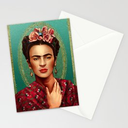 Frida Beauty Stationery Cards