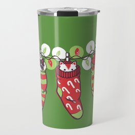 Jingle Meow Travel Mug