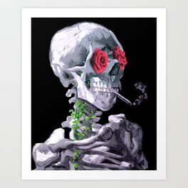 Van Growth Art Print
