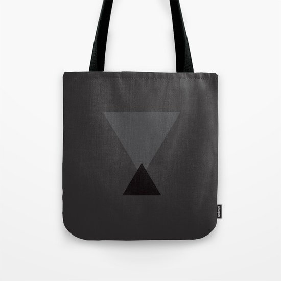 The Triangle Experiment Tote Bag