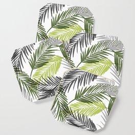 Palm tree leaf Coaster