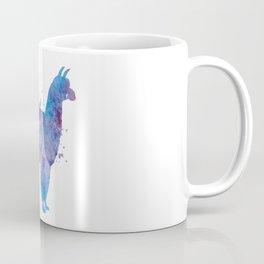 Llama Coffee Mug