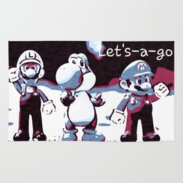 Let's-a-Go! Rug