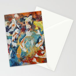 Vibration Stationery Cards