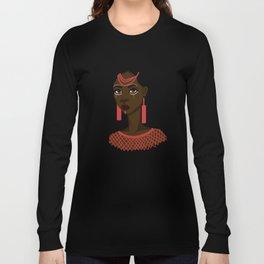 Nsukka woman Long Sleeve T-shirt