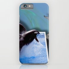 Leaping Orcas iPhone 6s Slim Case