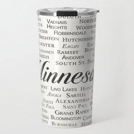 Minnesota Travel Mug
