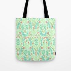 Tiny Flora Tote Bag
