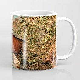 Covered Bridge Coffee Mug
