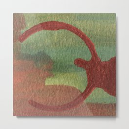 Broken Womb Metal Print