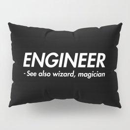 Engineer Pillow Sham