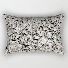CRACKED MUD Rectangular Pillow