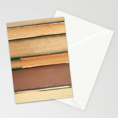 Bound Pages Stationery Cards