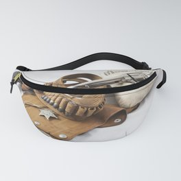 Frontier Village Amusement Park Colts #2 Fanny Pack